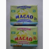 Продам сливочное масло оптом по Украине