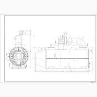 Продам теплообмінник АТ-1, 5 (ТАУ-1, 5) для зерносушарки
