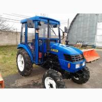 Продам мини-трактор Dongfeng 304 с кабиной, плуг в подарок