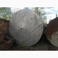 Бочки 75м3 металлическая емкость б/у