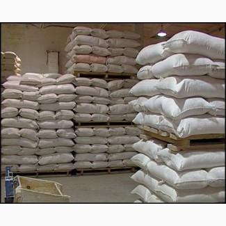 Пшеничная мука мелким оптом, мешок 25кг