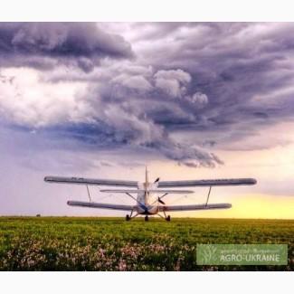 Авиационные услуги в растениеводстве Украины