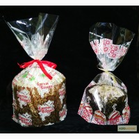 Пакеты для пасхальных куличей (пасок)