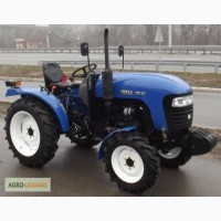 Мини-трактор джинма-264еr с реверсом