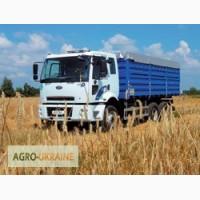 Перевезення та транспортування зернових культур