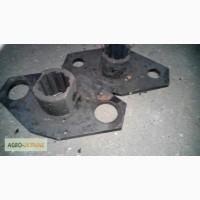 Виготовляемо плиту передню та задню (бабочки) для грануляторів ОГМ-0.8/ОГМ-1.5
