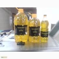 Продам масло подсолнечное холодного отжима 1, 3 и 5 л