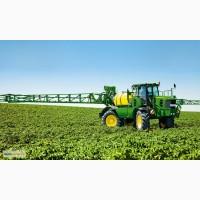 Услуги по опрыскиванию полей Винница (внесение средств защиты растений и удобрений)