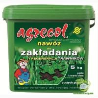 Agrecol для укладки и восстановление газонов 5кг