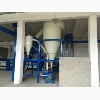 Линия по подготовке масличных культур для масло производства