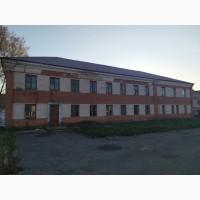 Продається цілісний майновий комплекс виробничих та комерційних приміщень (завод)