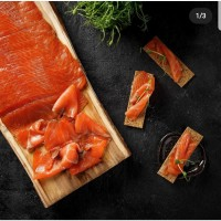 Нарезка х/к красная рыба от 60 г