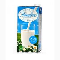 Молоко ультра-пастеризованное ТМНежинское 1л
