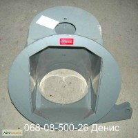 Горловина корпуса выгрузного шнека комбайнов ДОН-1500 и ДОН-1200