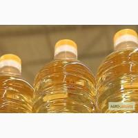 Продам масло подсолнечное оптом хорошего качества, фасовка 1, 3, 5 л