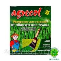 Удобрение Agrecol для газонов от пожелтения травы 5кг
