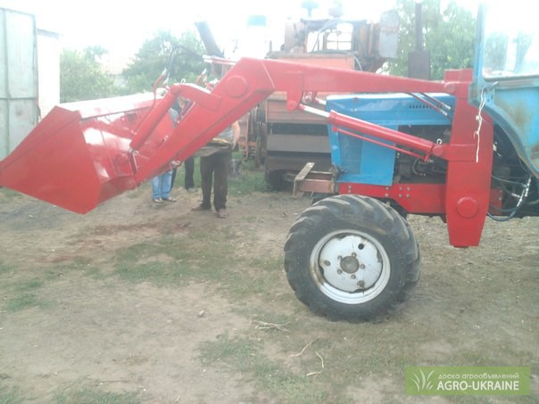 Кун для трактора своими руками