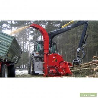 Щеподробилка с манипулятором, лесопогрузчиком, купить в Украине