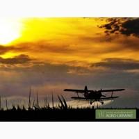 Авіаобробка посівів кукурузниками