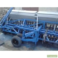 Сеялка СЗ-5, 4 с транспортным устройством