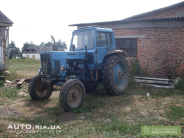 Продам трактор МТЗ 80. Продам   купить 51a7006b6a028