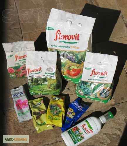 Удобрение для газона осеннее Флоровит купить