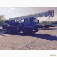 Новый автокран КС-45729А-8-02 Машека 16 тонн