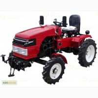 Мини-трактор Мототрактор FORTE T-161EL-HT LUX фреза 1.2 + плуг Бесплатная доставка