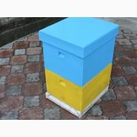 Продам корпусні вулики з ППС на 10 рамок 300мм та 230мм