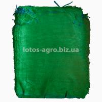 Сетка овощная 40*60 см.-20 кг (зеленая) под молодую кукурузу