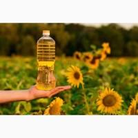 Подсолнечное масло покупаем оптом за наличные, соняшникова олія