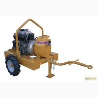 Мотопомпа Victor Pumps S 105 для откачки загрязнений