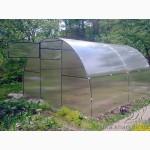 Теплицы для дачи и огорода от производителя.Гарантия 10 лет