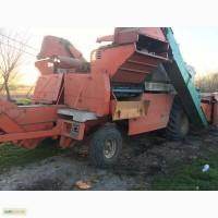 Комбайн самоходный для уборки кукурузы ХЕРСОНЕЦ 200