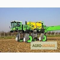 Услуги по опрыскиванию полей Днепр десикация подсолнечника кукурузы