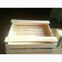 Изготовление ящиков для овощей и фруктов 120х400х605