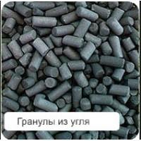 Пеллеты из древесного угля