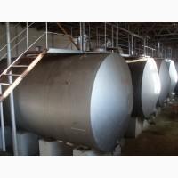 Резервуар биметаллический толстостенный 50 м.куб