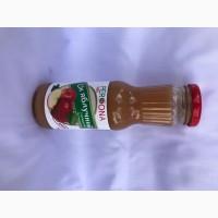 Сік яблучний з м#039;якоттю без цукру пастеризований 0, 25л