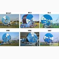 Дождевальные машины Ocmis (Италия) для полива полей от 5 Га до 100 Га