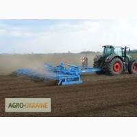 Услуги полевых работ обработка земли, посев