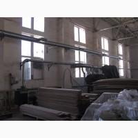 Отопление больших помещений, помещений с высокими потолками, цехов, СТО, теплиц