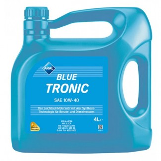 Продам Моторное масло Aral BlueTronic 10W-40 4л