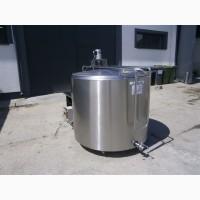 Охладитель молока Б/У ALFA LAVAL 800 открытого типа объёмом 800 литров