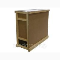 Ящик для транспортировки пчел 4-рамки Дадан