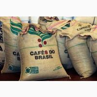Зеленый кофе – Бразилия – 100% арабика
