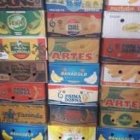 Продам Банановый ящик из пятислойного гофра картона