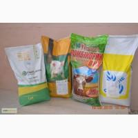 Комбікорма; корма та БМВД для сільгосп тварин