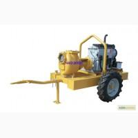 Мотопомпа Victor Pumps S 160 для откачки загрязнений (продам) (продам)