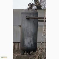 Продам воздухосборник (ресивер) б/у объем 1 куб (1000 литров)